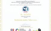 Ocenění za společenskou odpovědnost Podnikáme odpovědně