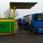 Nová podniková čerpací stanice PHM