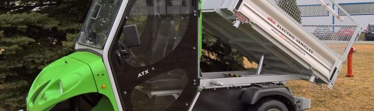 První komunální elektromobil ve vozovém parku technických služeb