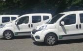 Nákup tří osobních vozidel s pohonem CNG