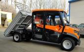 druhý komunální elektromobil ve vozovém parku technických služeb