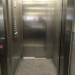 oprava výtahu v parkovacím domě