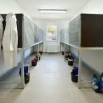 01 Karanténní místnost 1 pro dospělé kočičky, kde se musí dodržovat přísná hygienická pravidla