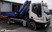 Nová nákladní vozidla na zemní plyn 1